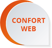 Solution comptable : confort web
